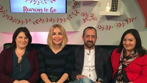 Lorraine Dempsey, Taragh Loughrey-Grant, Mark Fitzpatrick and Orlagh Greggory.