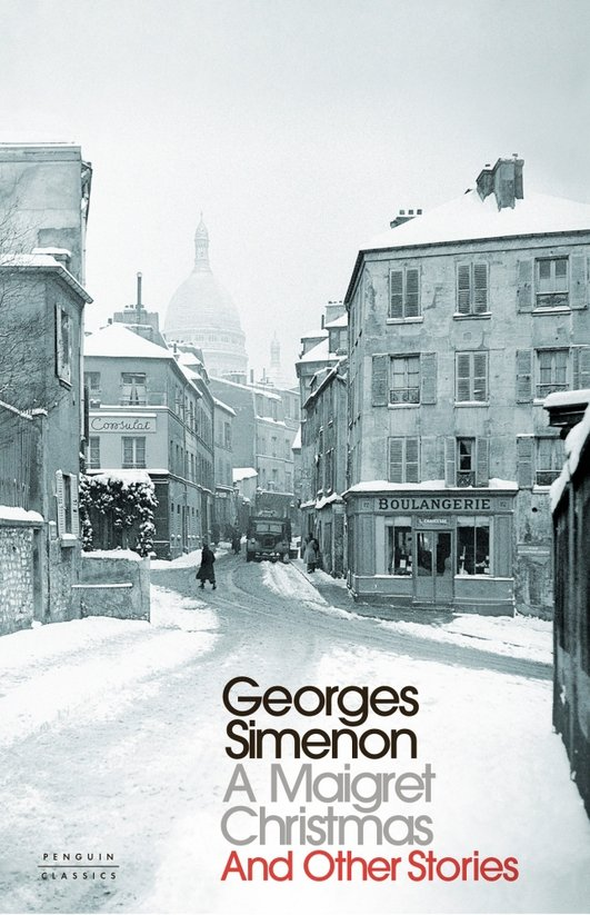 "Review:  ""A Maigret Christmas and Other Stories"" by Georges Simenon"