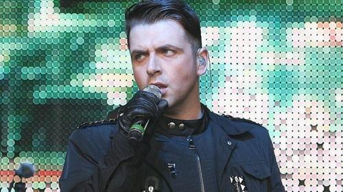 Former Westlife singer Mark Feehily