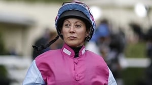 Hayley Turner is alleged to have placed 164 bets over an 18-month period