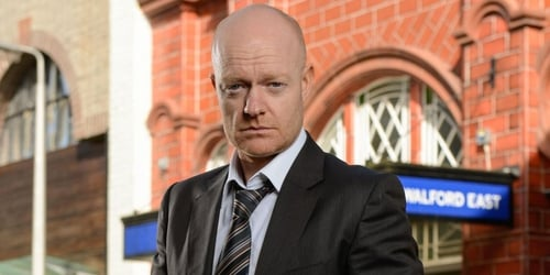 Max's excitement doesn't last long on EastEnders