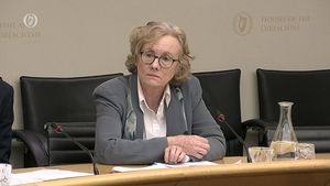 Isolde Goggin tells the Finance Committee that the CCPC 'cannot go on a fishing expedition' in relation to tracker mortgages