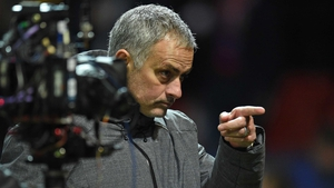 """While describing his side's performance at Everton, Jose Mourinho also took a verbal swipe at other critics he called """"the kings of rock and roll""""."""