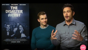 "The Franco brothers: ""James ia great actor's director."""