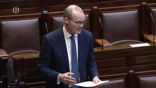 Simon Coveney said participation in PESCO would gain the Defence Forces access to the best equipment and training