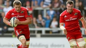 CJ Stander and Peter O'Mahony are among Munster's star players