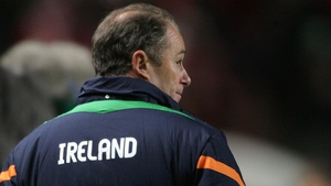 Brian Kerr only lost two games as Republic of Ireland senior manager