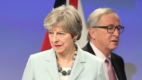 Theresa May's rollercoaster week   The Week in Politics