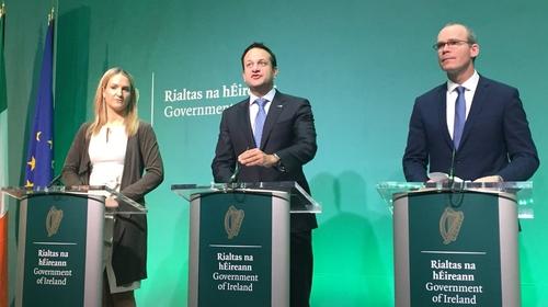 Margadh déanta idir an AE agus an Ríocht Aontaithe maidir le teorainn an Tuaiscirt