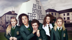 Derry Girls debuts on January 4 on Channel 4