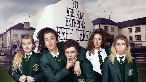 "Derry Girls creator Lisa McGee said: ""I'm sure everyone needs a lie down now."""