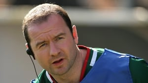 Geordan Murphy is currently an assistant coach with Leicester.