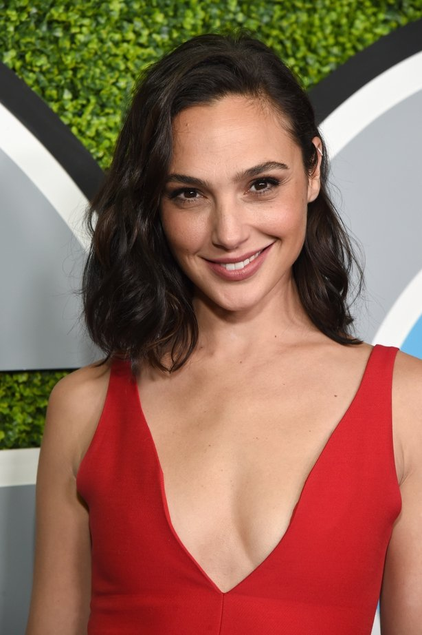 Gal Gadot attends the 2017 GQ Men of the Year party