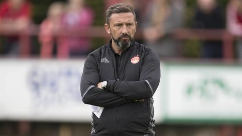 Derek McInnes rejection of Rangers left them feeling sore