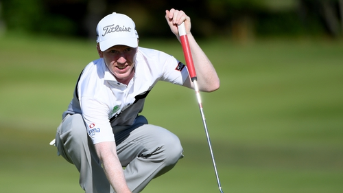 Gavin Moynihan missed the cut in Joburg Open after carding a 69 on Friday