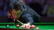 Ronnie O'Sullivan is a fan of Tiger Woods and Phil Taylor
