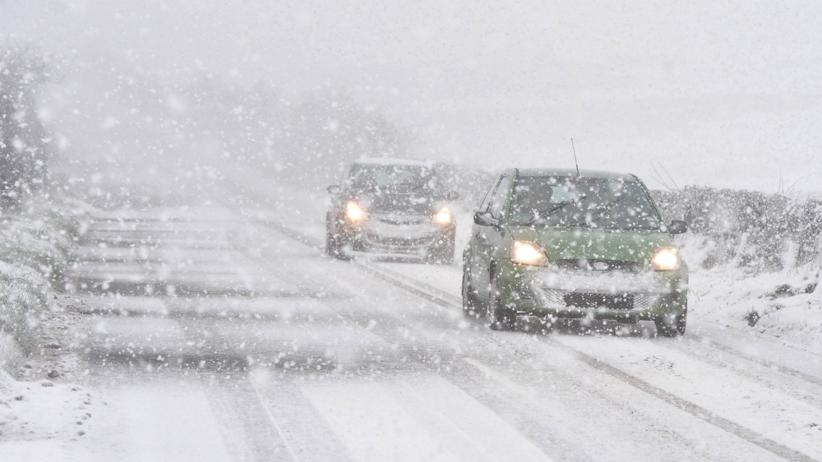 driving in bad weather - what you need to know