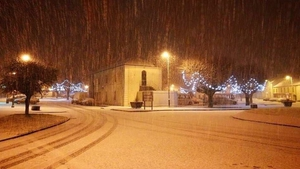 A winter wonderland in Roscommon