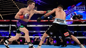 Michael Conlan impressed against  Fernando Molina