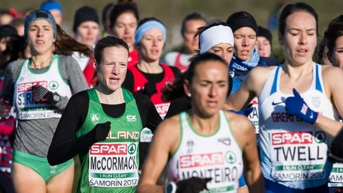 Fionnuala McCormack will be part of the Irish line-up