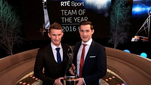 Gary and Paul O'Donovan claimed the team award in 2016 following their Olympic silver medal