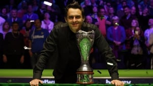 Ronnie O'Sullivan collected his sixth UK title in York