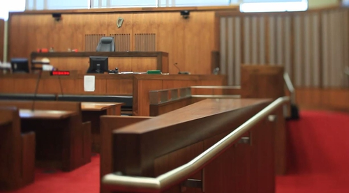 The man on trial is accused of causing serious harm to two women by infecting them with HIV