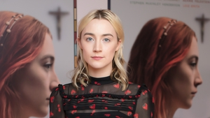 Saoirse Ronan's performance in Lady Bird earned her the award