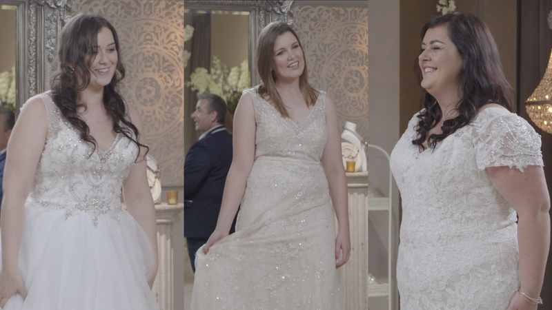 70 Dresses Down And This Dublin Bride Is Still Shopping