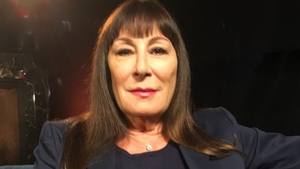 Anjelica Huston, who starred in her father John's film of Joyce's The Dead, hosts A Shout In The Street