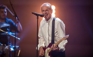 Francis Rossi is too ill to perform