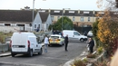 The area has been sealed off and gardaí are investigating