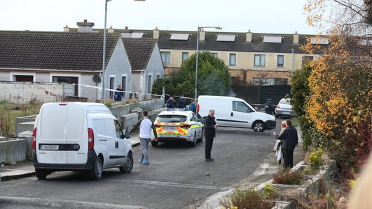 Shooting Fallout In West Dublin