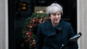 Mrs May could face an embarrassing parliamentary defeat today as MPs demand a greater say over the final exit deal