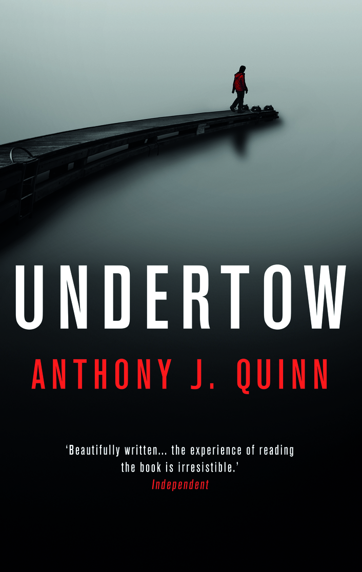 """Undertow"" by Anthony J Quinn"