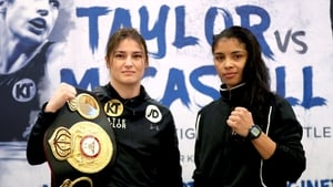 Katie Taylor shares more with her opponent than a ring