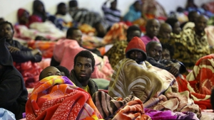 Hundreds of thousands of refugees and migrants are trapped in Libya