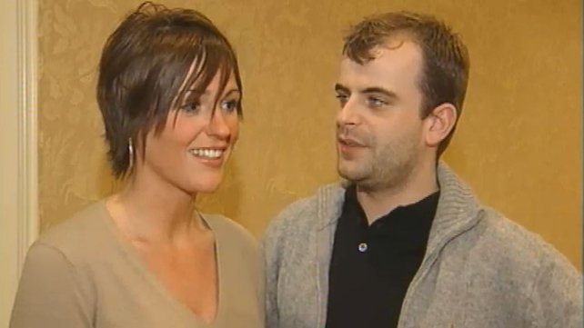 Simon Gregson and Suranne Jones