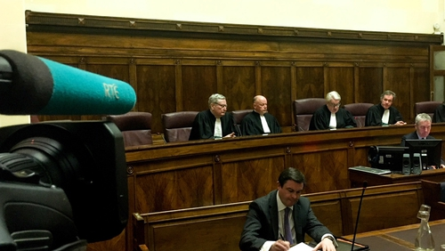 The Supreme Court delivered six judgments today