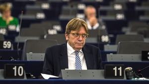 Guy Verhofstadt said David Davis scored an own goal with his comments
