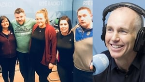 Ray D'Arcy meets the Operation Transformation 2018 leaders