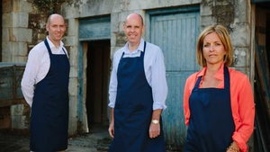 Lismore Foods Owen and Ken Madden with Beth Ann Smith