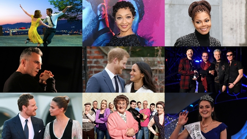 Test your entertainment knowledge with our Showbiz Quiz of the Year