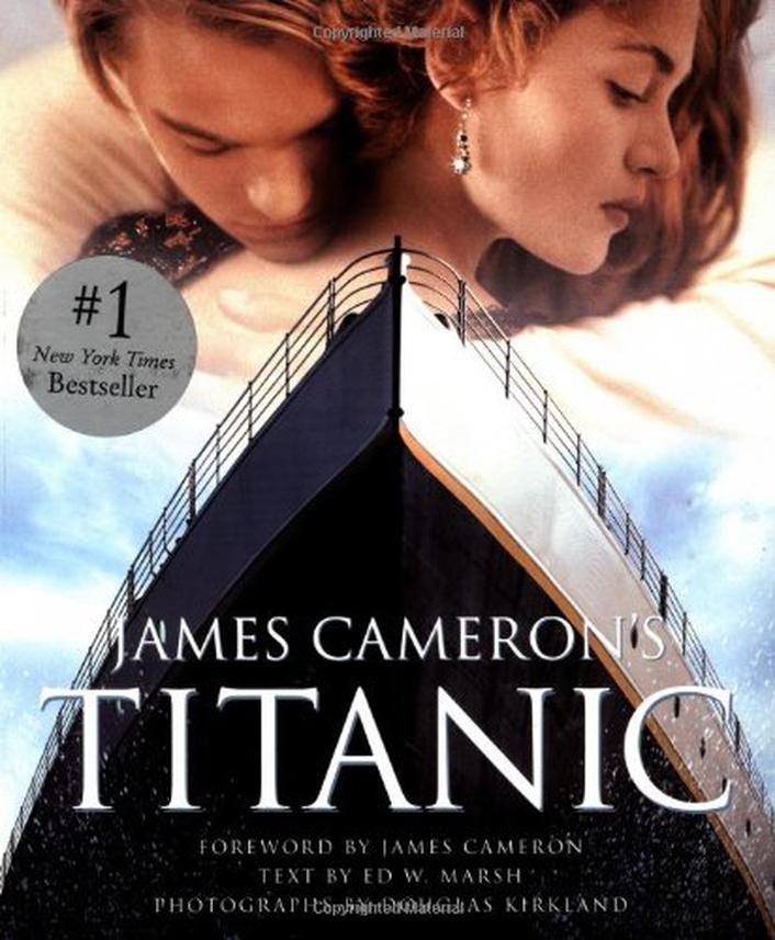 "20th anniversary of James Cameron film ""Titanic"""