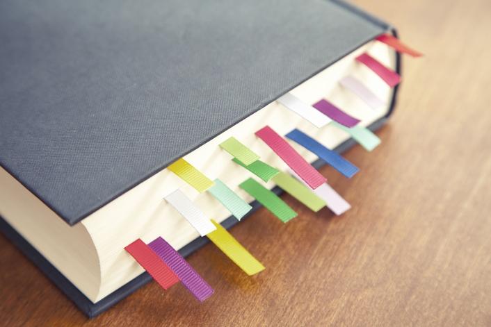 Essay:  bookmarks