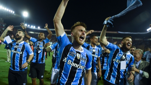 Gremio can look forward to another high-profile final after beating Pachuca