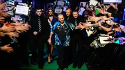 Phil Taylor will soon walk on and walk off for the final time