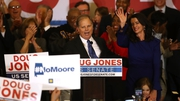 Doug Jones' victory hands the Democrats a Senate seat from Alabama for the first time in a quarter of a century