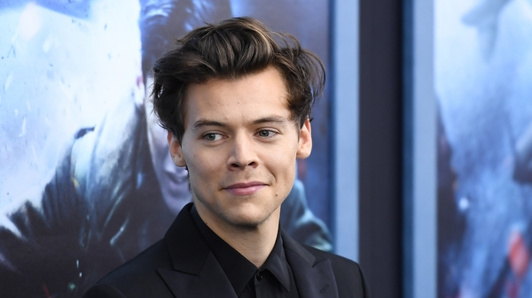 Harry Styles will produce the comedy