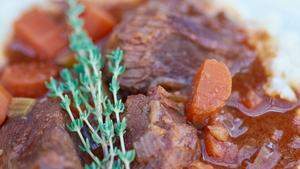 Aunty Bernadette's Beef Stew